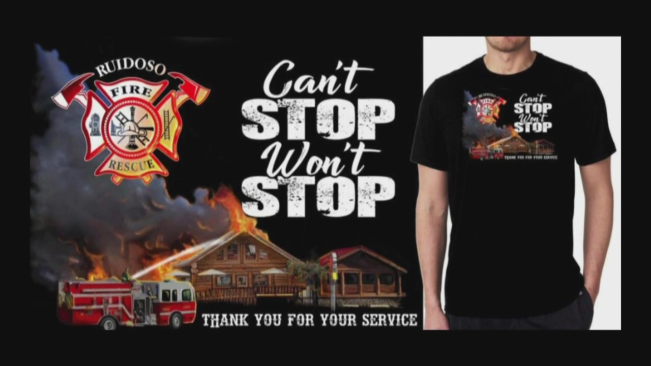 Barbecue joint sells t-shirts to support firefighters who saved it_1531262700334.jpg.jpg