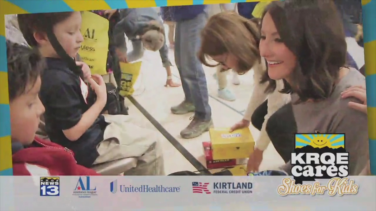 Donate shoes for KRQE Cars night at Isotopes_1534371556375.jpg.jpg