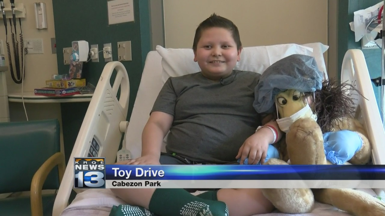 Family holds toy drive in honor of late son's 11 birthday_1533924280477.jpg.jpg