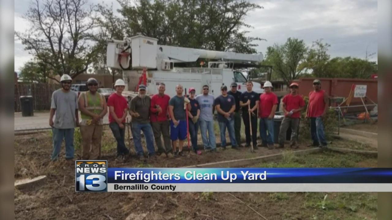 Firefighters clean up yard_1535063302894.jpg.jpg