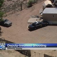 NMSP investigates deputy-involved shooting in Los Lunas