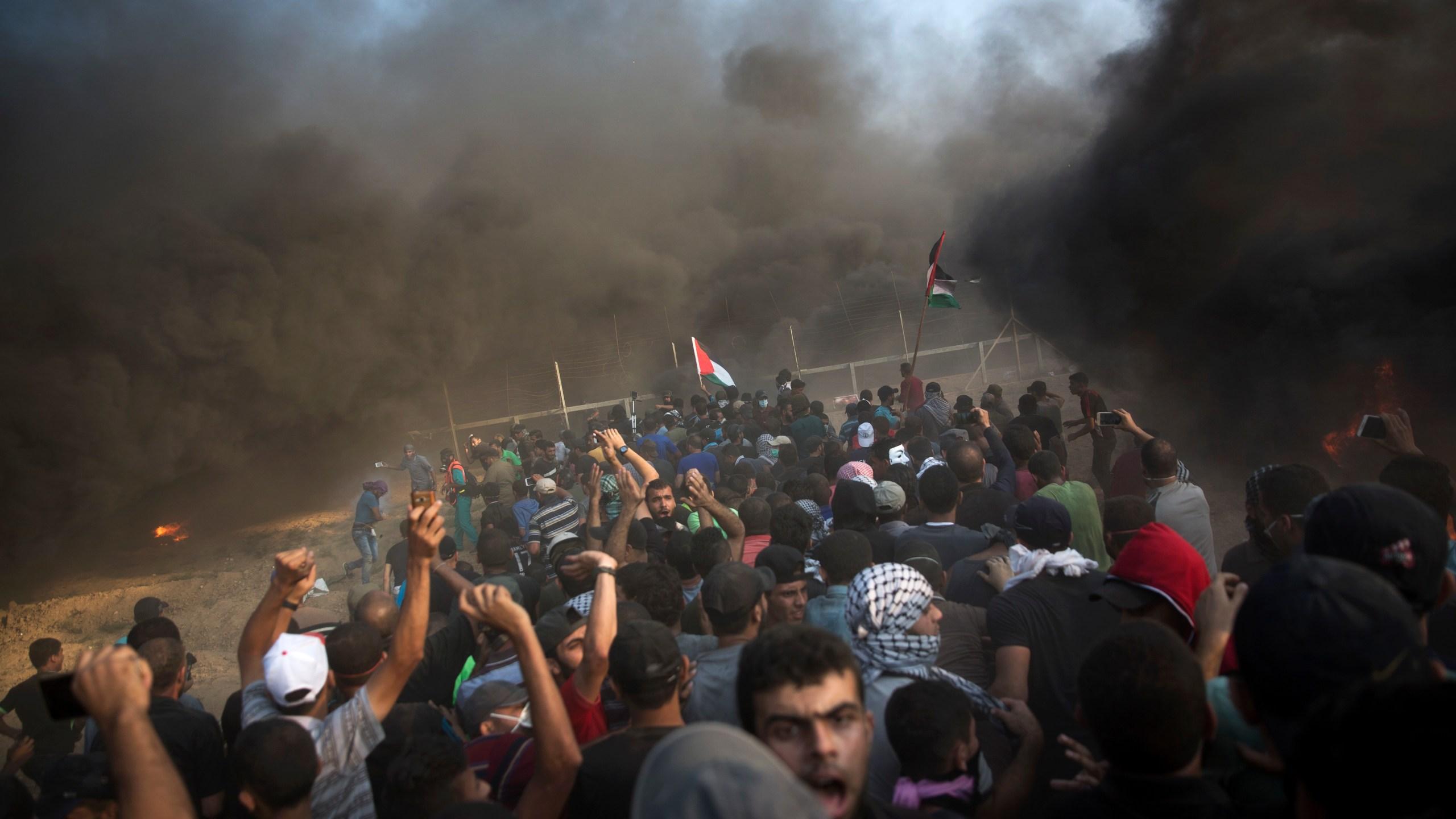 Palestinians Israel_1538151803874
