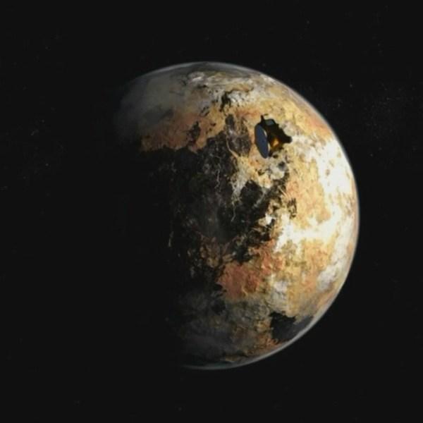 Albuquerque kids meet scientists who sent first spacecraft to Pluto