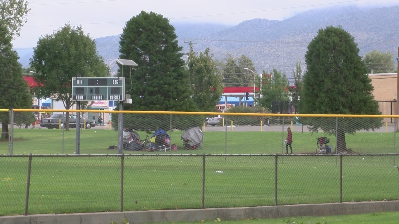City tries to keep up with maintenance at popular Albuquerque park