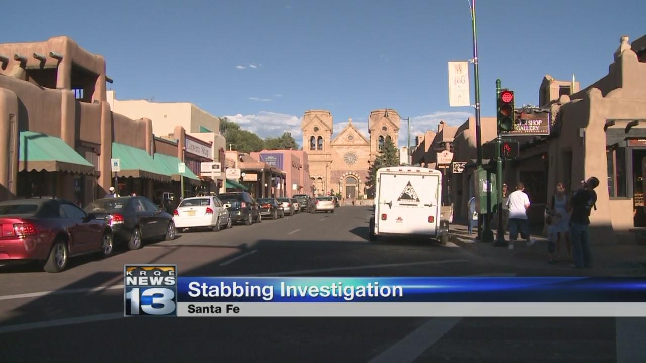 Police investigate stabbing in Santa Fe; victim expected to recover_1536963753419.jpg.jpg