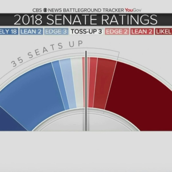Red and Blue parties fight for control of U.S. House