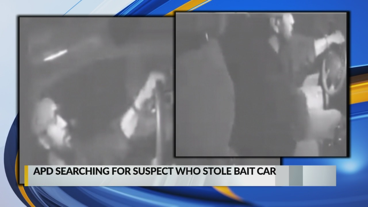 APD searching for suspect who stole bait car_1546297831778.jpg.jpg