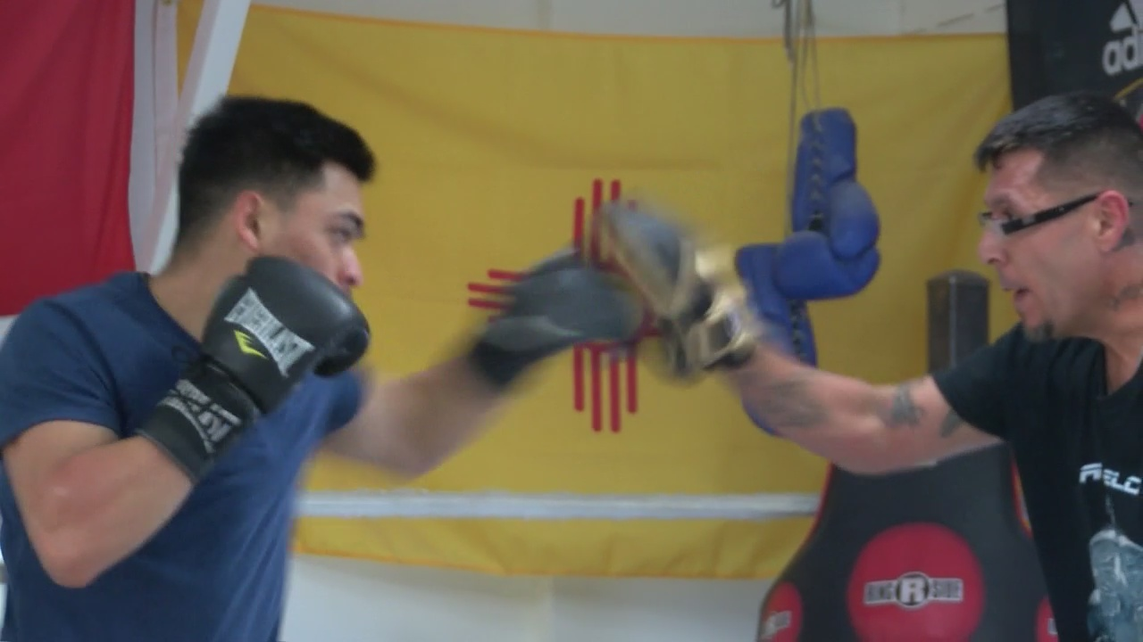 Angelo Leo is excited for his fight on February 9th and the