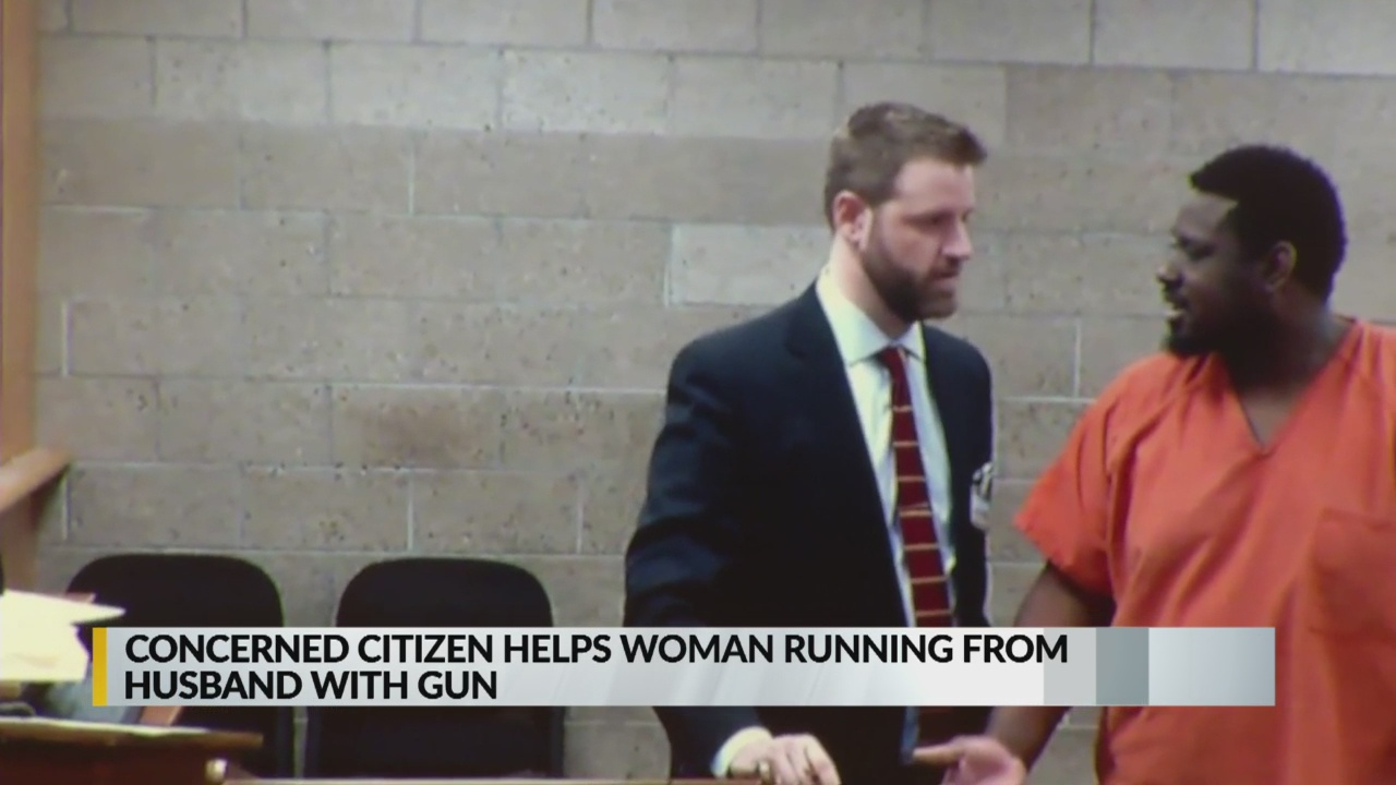 Concerned citizen helps woman running from husband with gun_1545007355997.jpg.jpg