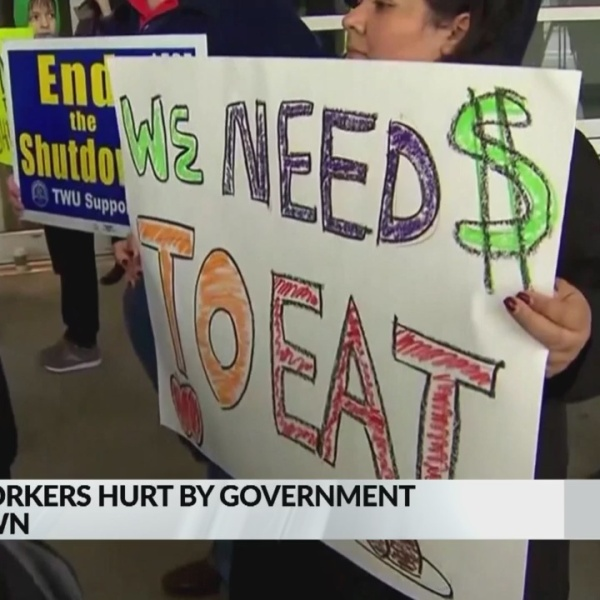 10,000 government workers in New Mexico affected by shutdown