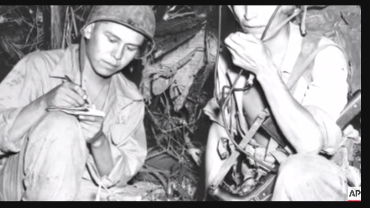 New Mexico lawmaker calls for creation of Navajo Code Talkers Museum