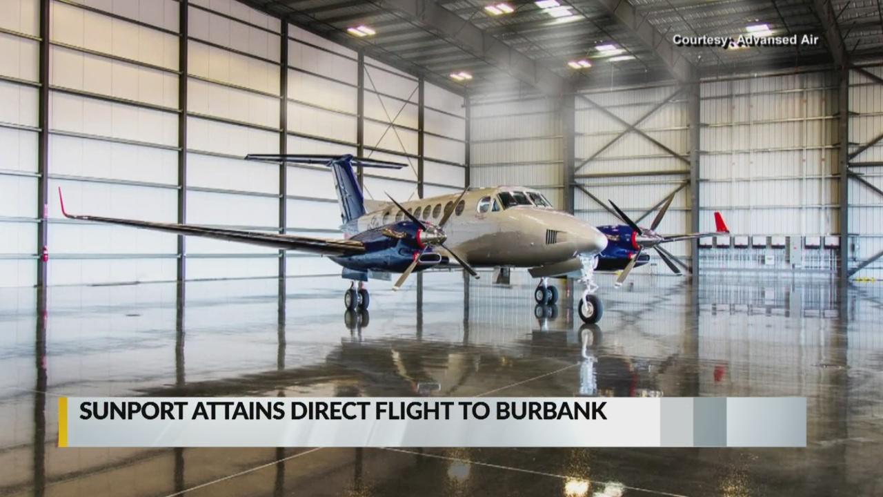 Sunport adds new direct flight from Burbank to Albuquerque_1546994869997.jpg.jpg