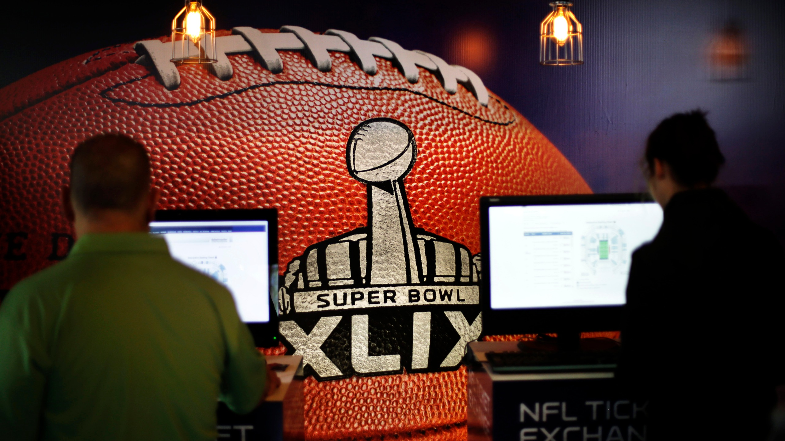 Super Bowl Hot Tickets Football_303962