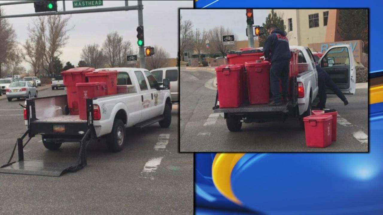 AFR cleans up hazardous waste left on NE Albuquerque street_1550100315357.jpg.jpg