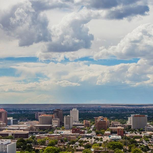Downtown Albuquerque 2