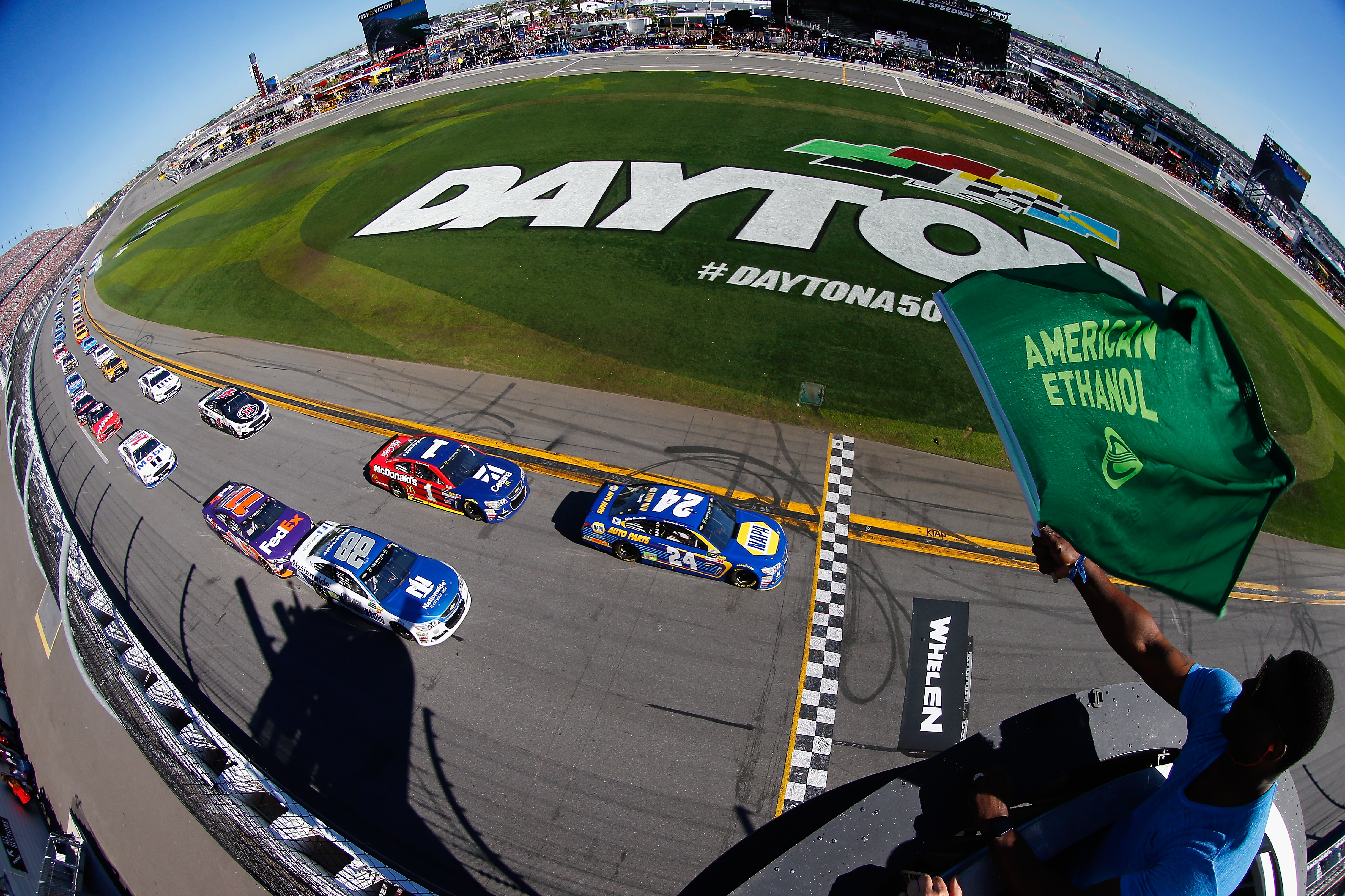 Quiz: Daytona 500