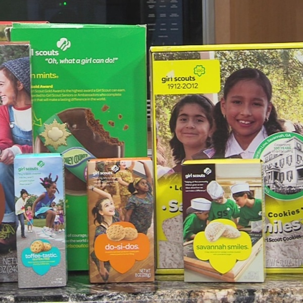 Girl Scouts of New Mexico Trails Helping the Next Generation of Female Entrepreneurs