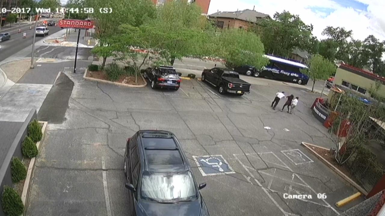 Man who robbed Albuquerque judge learns his sentence