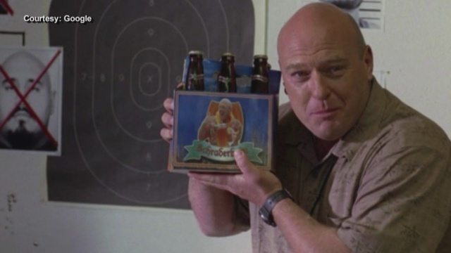 Breaking Bad-inspired beer hits New Mexico shelves