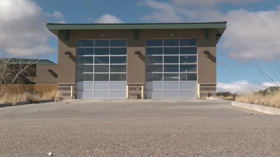 Mariposa Fire Station