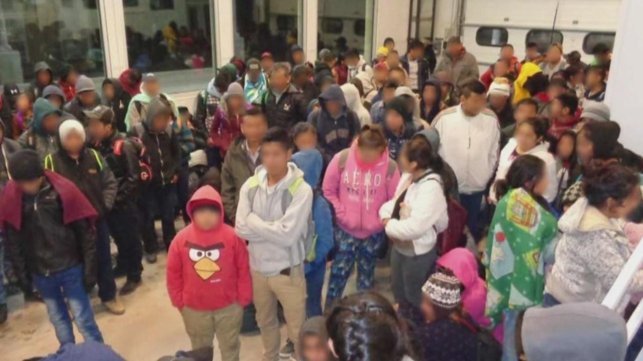 Border Patrol: Unprecedented number of migrants illegally crossing NM border