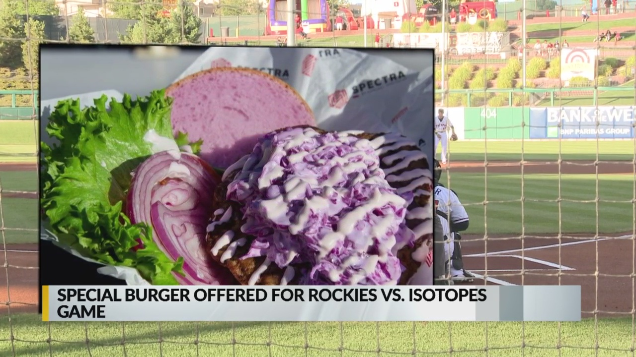 Isotopes Park to serve Rockies-inspired burger for exhibition game_1553142018041.jpg.jpg