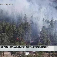 Los Alamos Canyon fire burns four acres, 100 percent contained_1553920593676.jpg.jpg