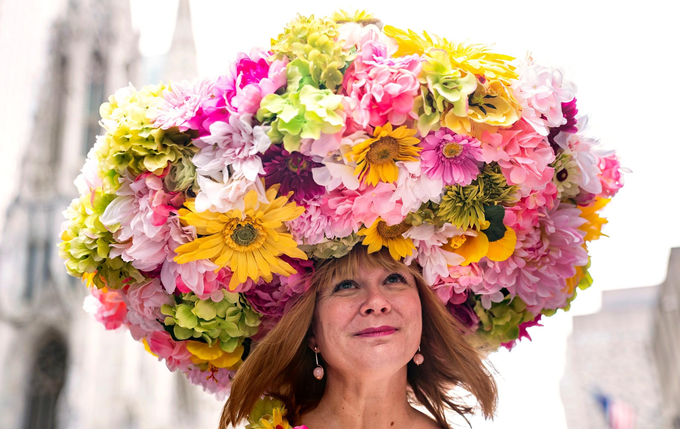 APTOPIX Easter Parade NYC_1555942963923