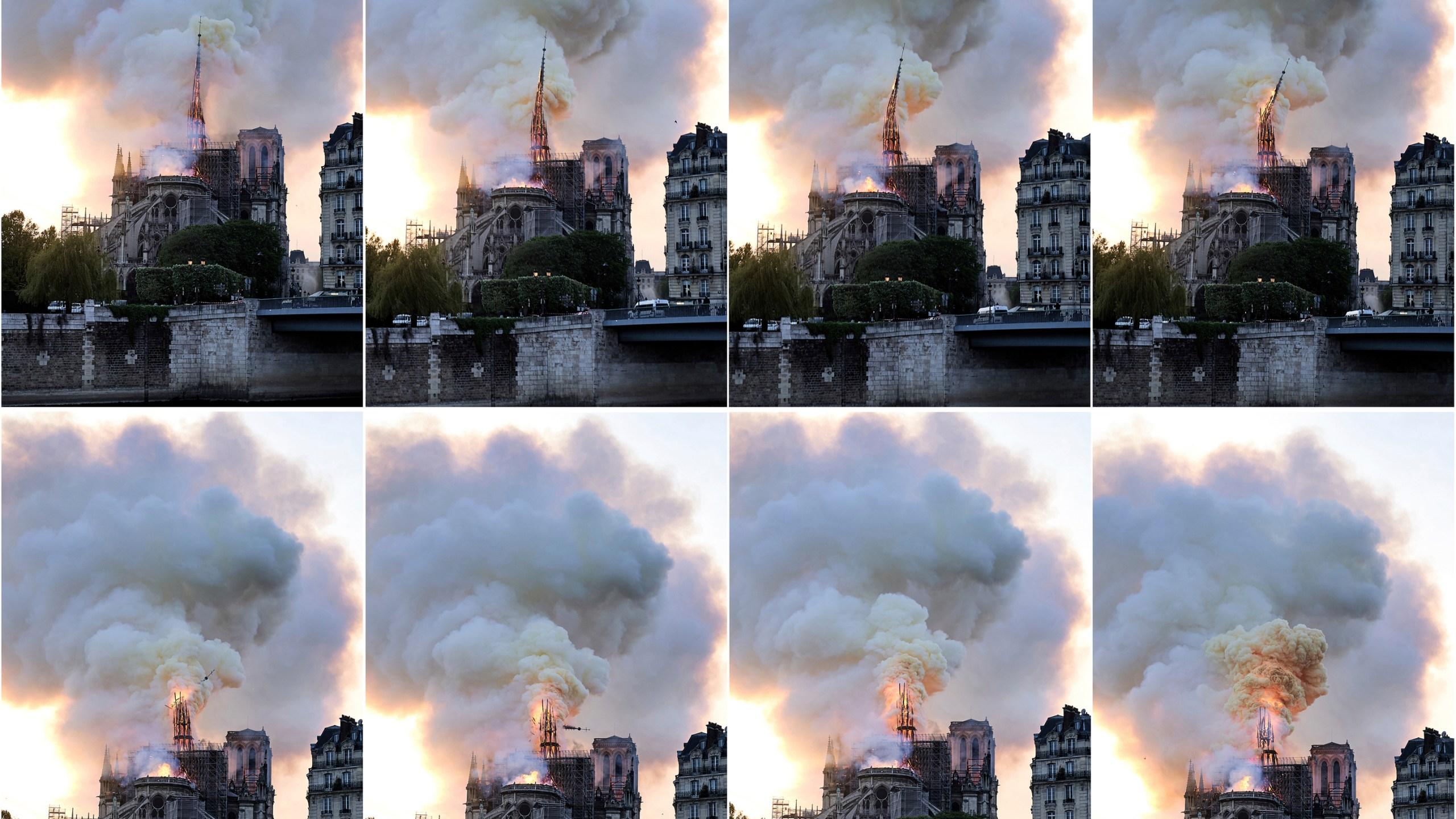 France Notre Dame Fire_1555606384371