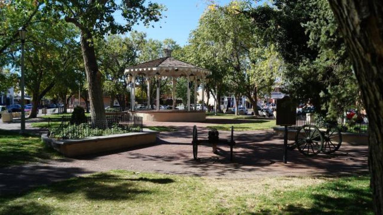 Fiestas de Albuquerque celebration in Old Town this weekend