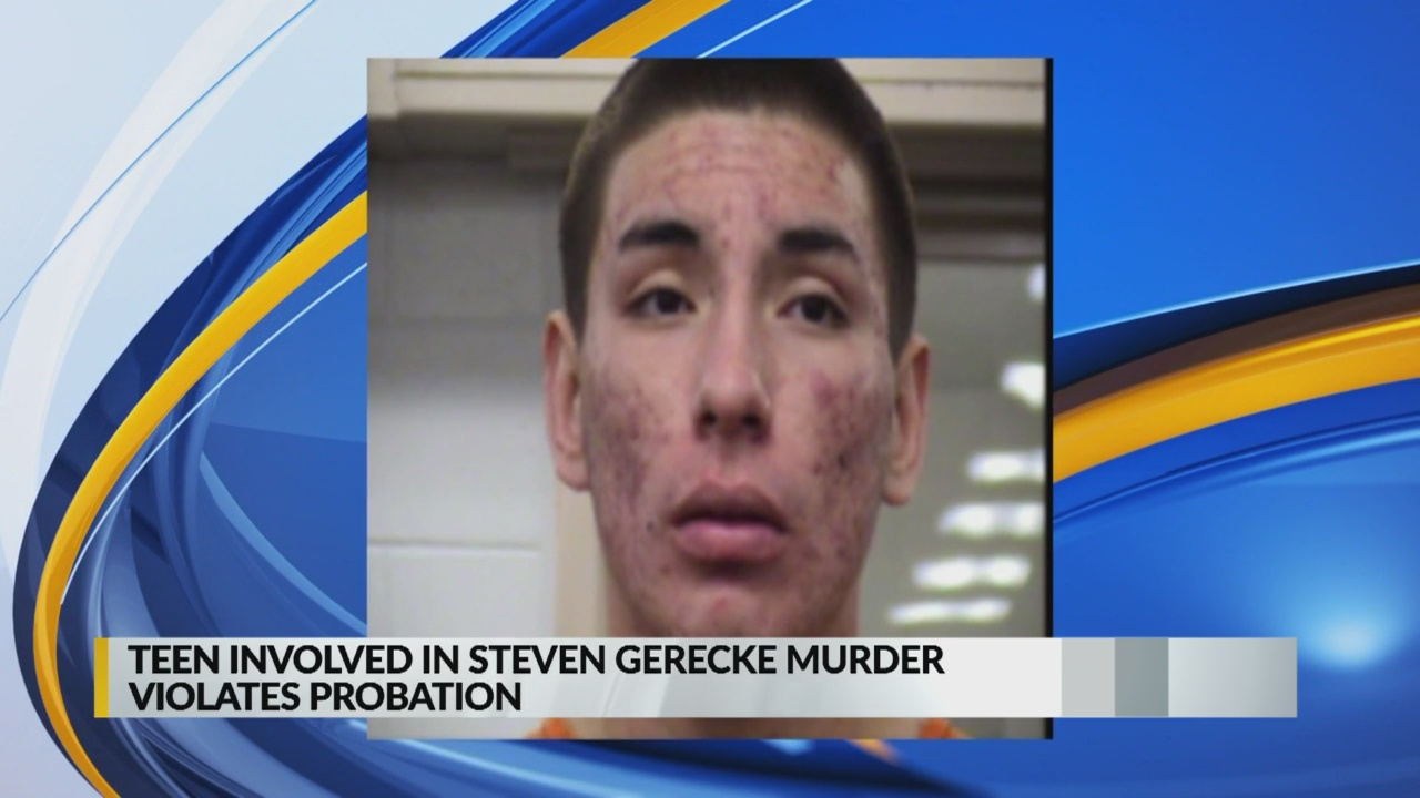 Judge Rules New Mexico Violated Public >> Teen Involved In Steven Gerecke Murder Violates Probation