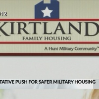 Rep. Haaland strives to ensure safe living conditions for military families
