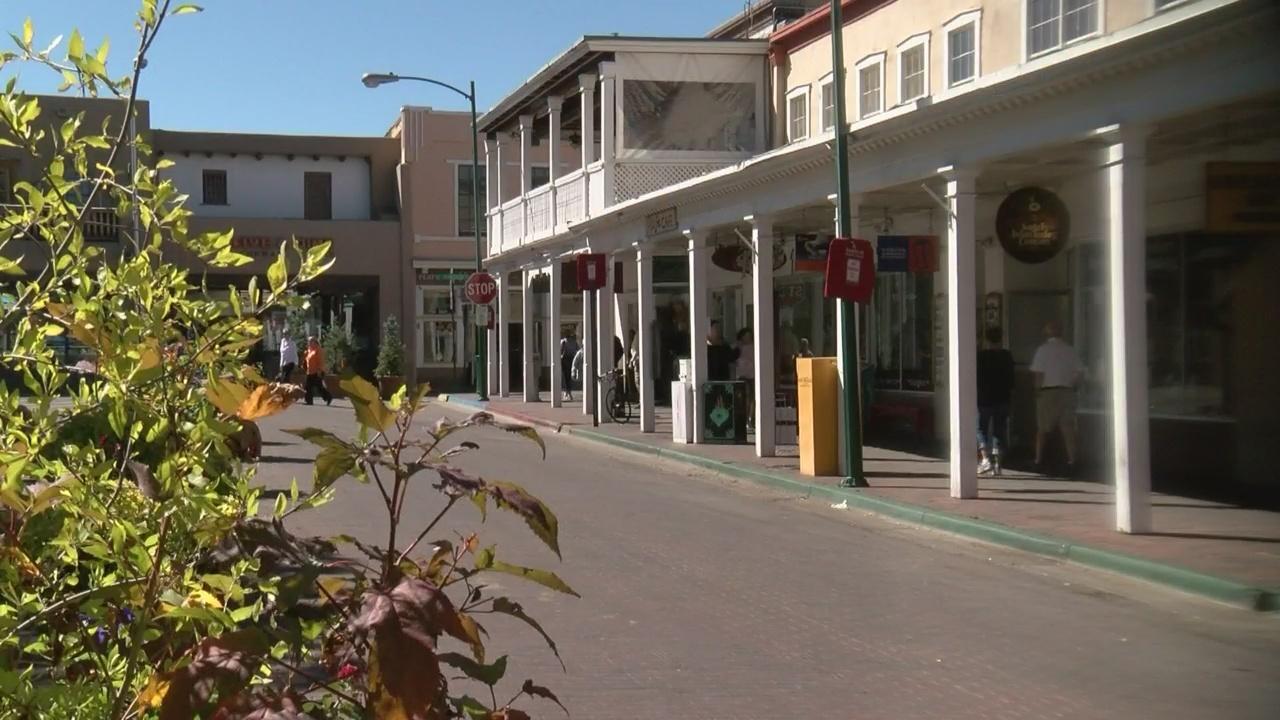 Santa Fe plans to add public restrooms near plaza