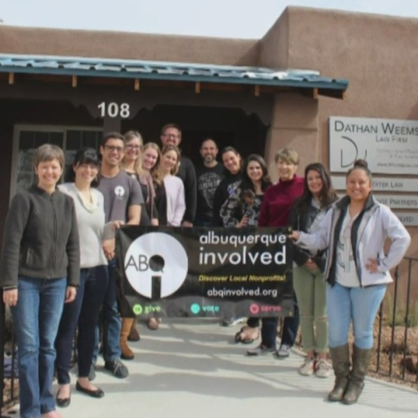 ABQ Involved Connecting People with Their Community