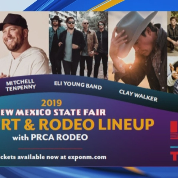 EXPO New Mexico Jam Packed with Events in the Month of May