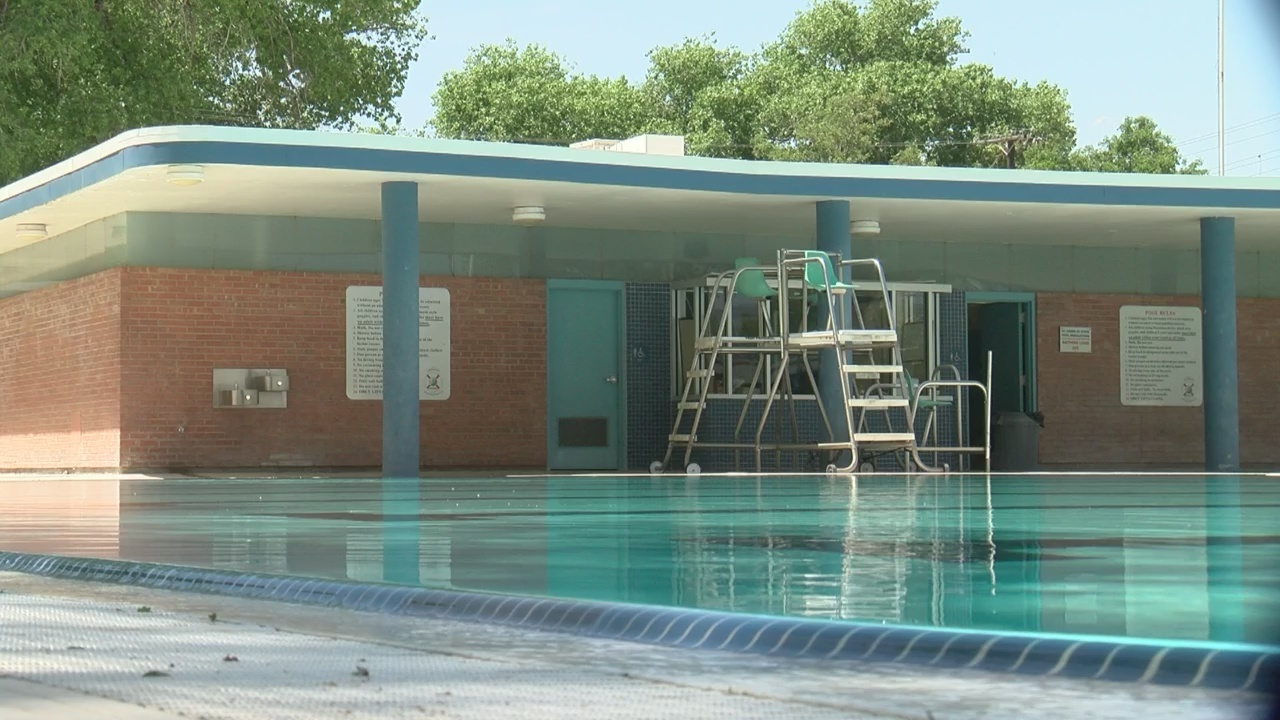 Public Pools Reopen For Lessons Lap Swimming Krqe News 13