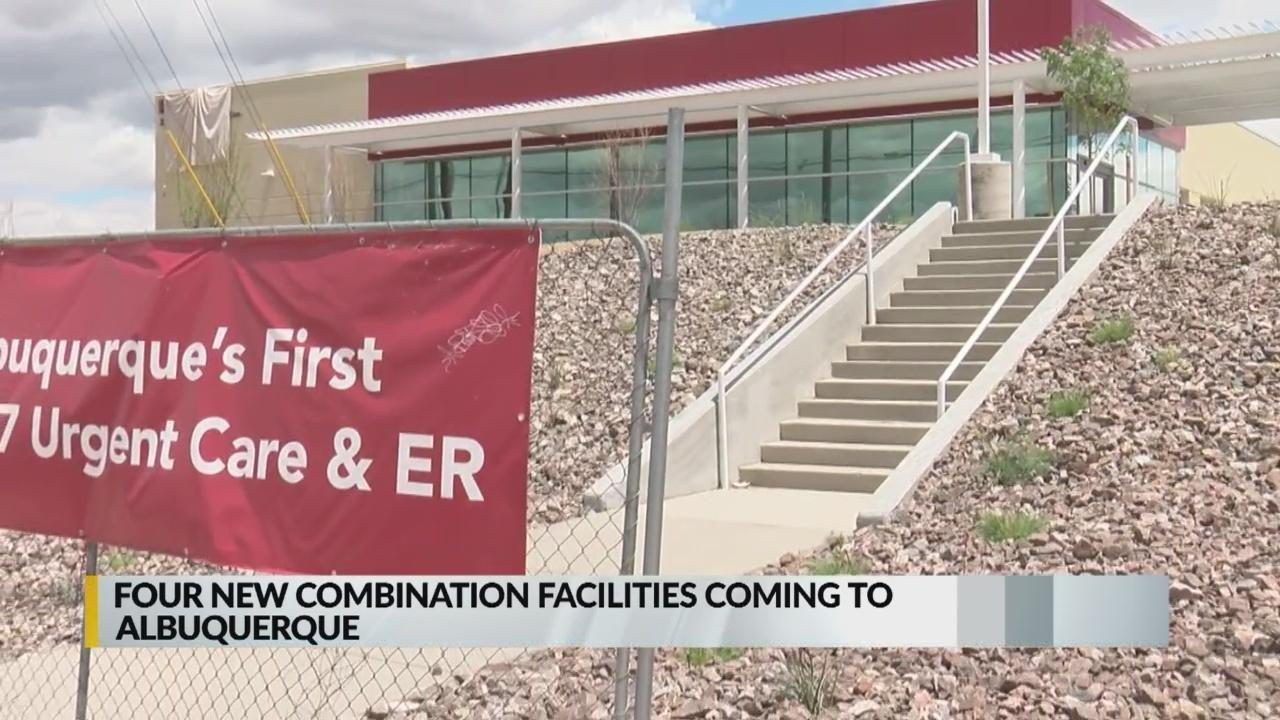 Presbyterian plans to build four new healthcare facilities