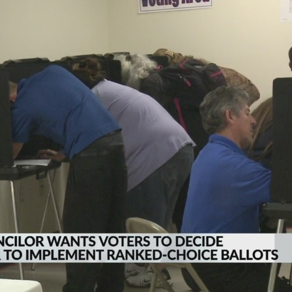 Albuquerque city council expected to vote on ranked-choice voting system