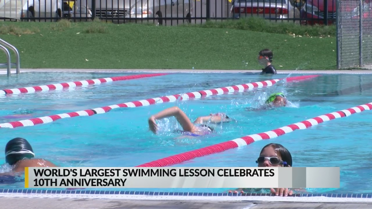 City of Albuquerque offers free or low-cost swimming lessons ...