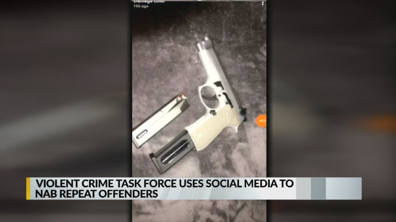 Evidence from social media leads to arrests of dangerous teens