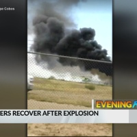 June 6 Evening Rush: Firefighters recovering after Roswell explosion