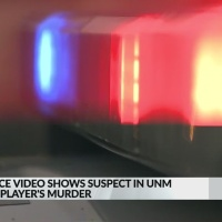 June 7 Evening Rush: Video shows suspect in UNM baseball player's murder