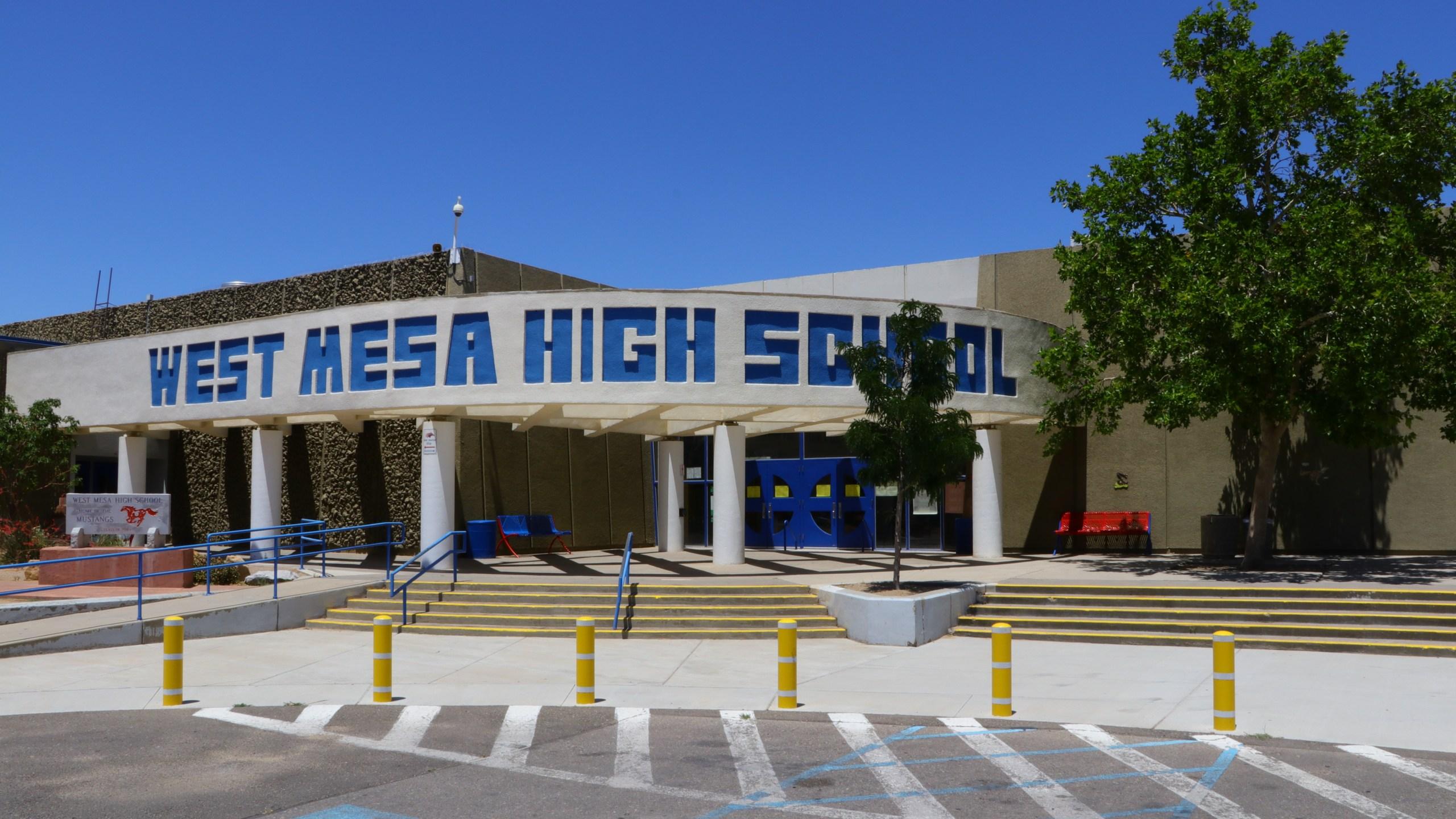 stockimg - West Mesa High School
