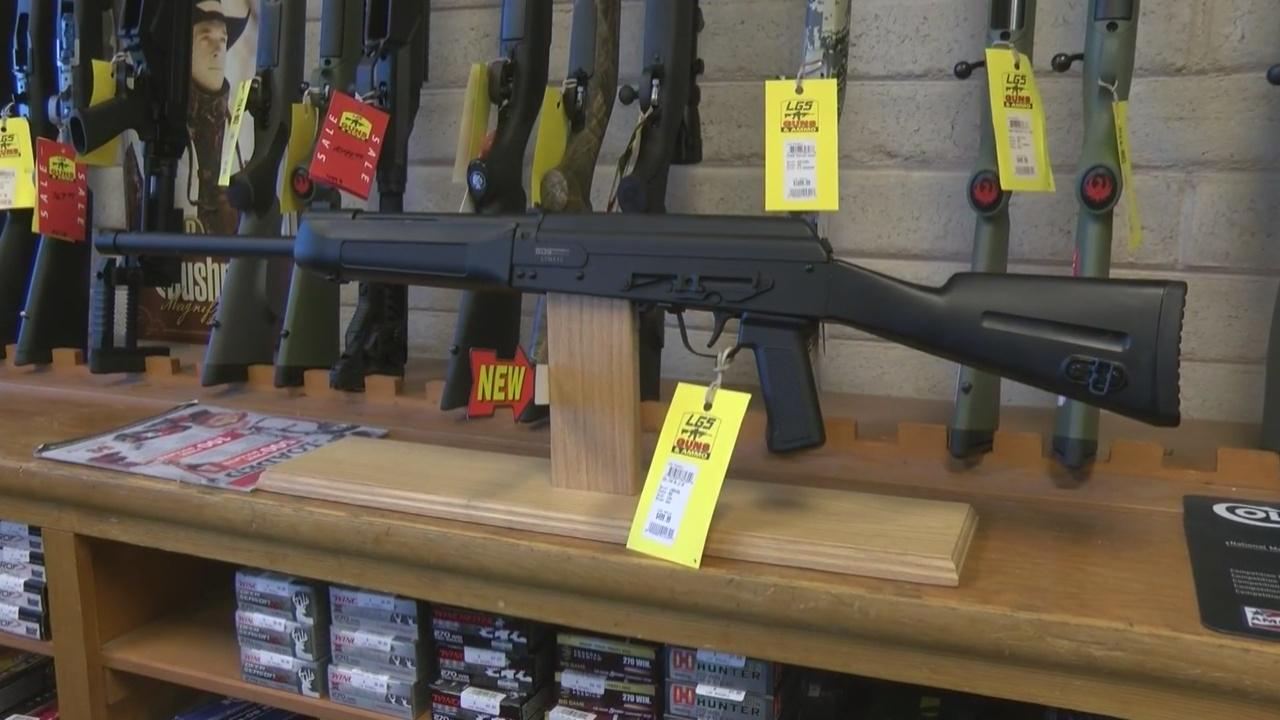 Walmart will no longer sell guns in New Mexico | KRQE News 13