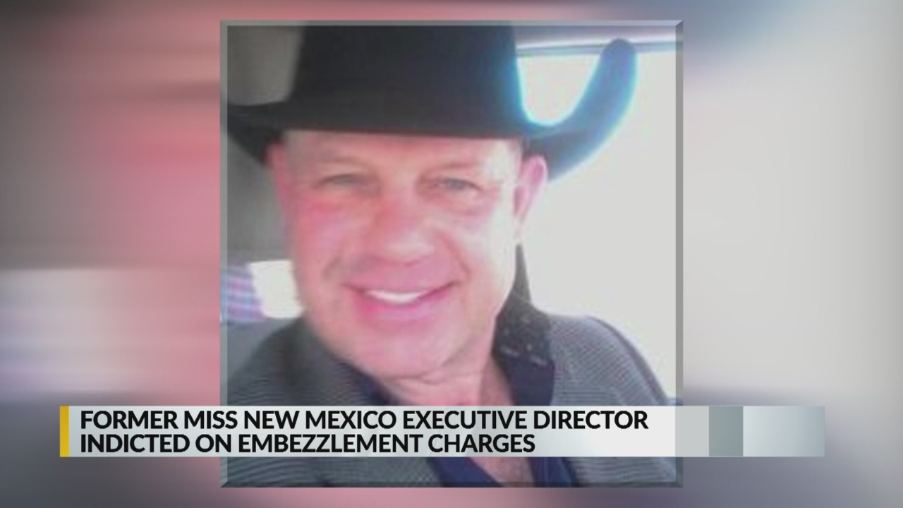Former Miss New Mexico leader accused of embezzlement   KRQE
