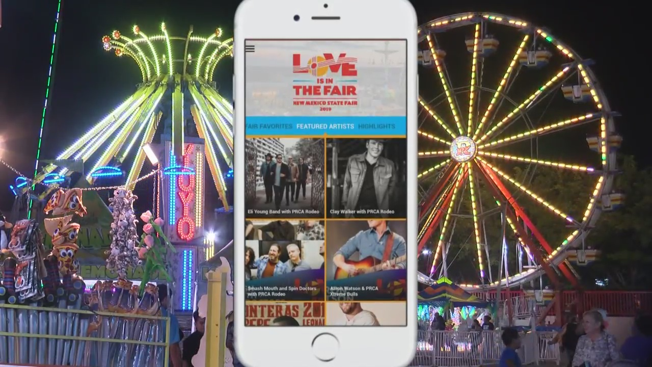 New Mexico State Fair debuts new app | KRQE News 13