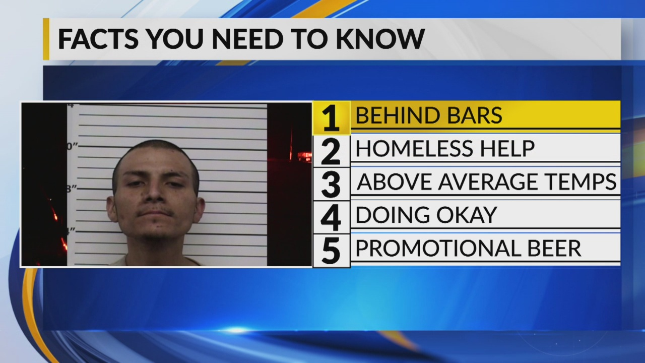 September 2nd Morning Rush: Man arrested following police