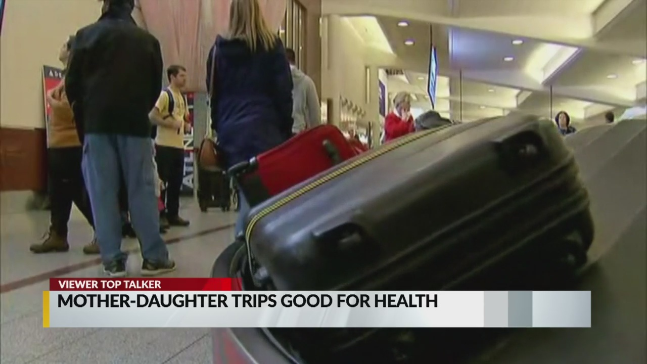 Study Mother Daughter Trips Good For Your Health Krqe News 13