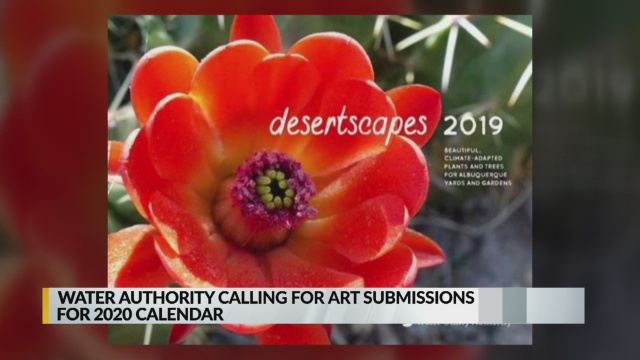 Albuquerque Bernalillo County Water Utility Authority seeks 2020 calendar submissions