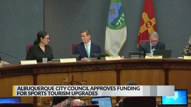 Albuquerque city council approves sports tourism initiative